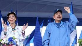 Ortega reprueba la política injerencista de EEUU en Nicaragua