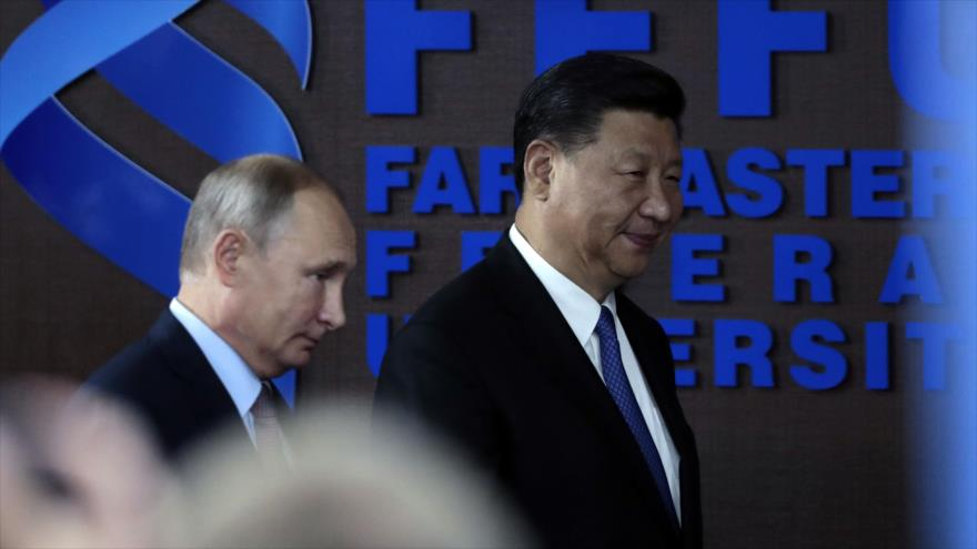 China: Rusia es el socio más importante en proyecto Ruta de la Seda