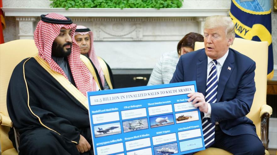 Washingtom Post: Gobierno de Trump apoya crímenes de guerra en Yemen