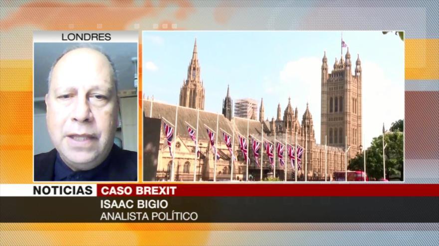 Bigio: Existe una posibilidad de nuevo referéndum sobre Brexit