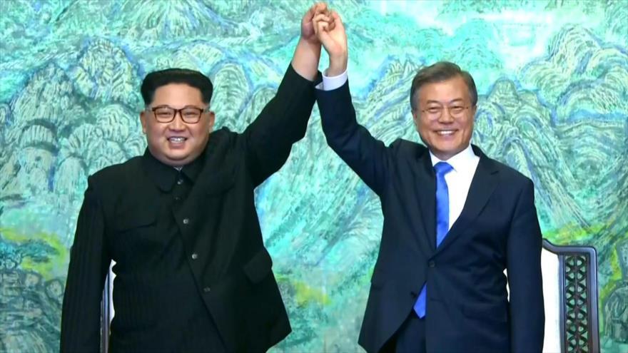 Las dos Coreas avanzan en la desnuclearización de la península