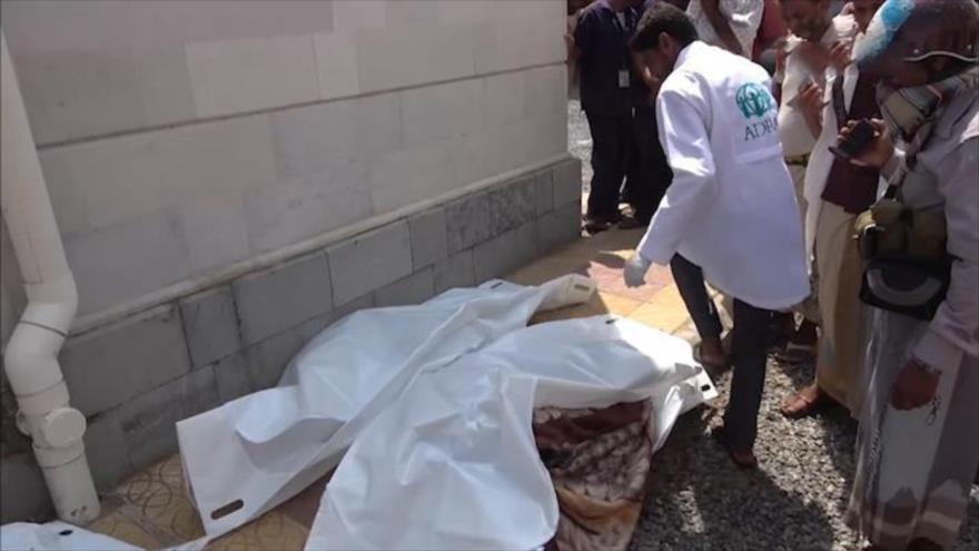 Ataque saudí a una emisora de radio en Yemen deja 4 muertos