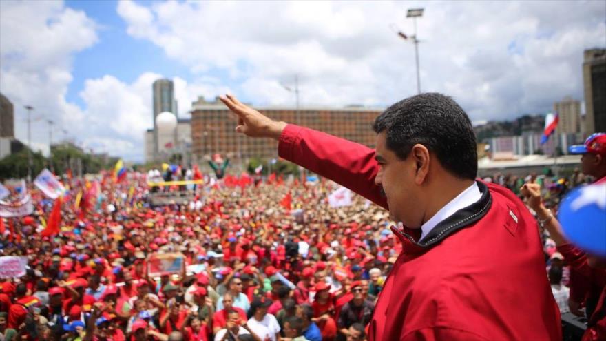 La mayoría de venezolanos rechaza opción militar contra Maduro | HISPANTV