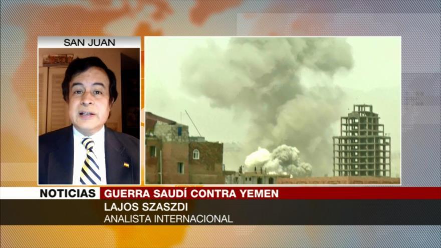 Szaszdi: Riad y sus aliados atacan Yemen para aplastar a chiíes