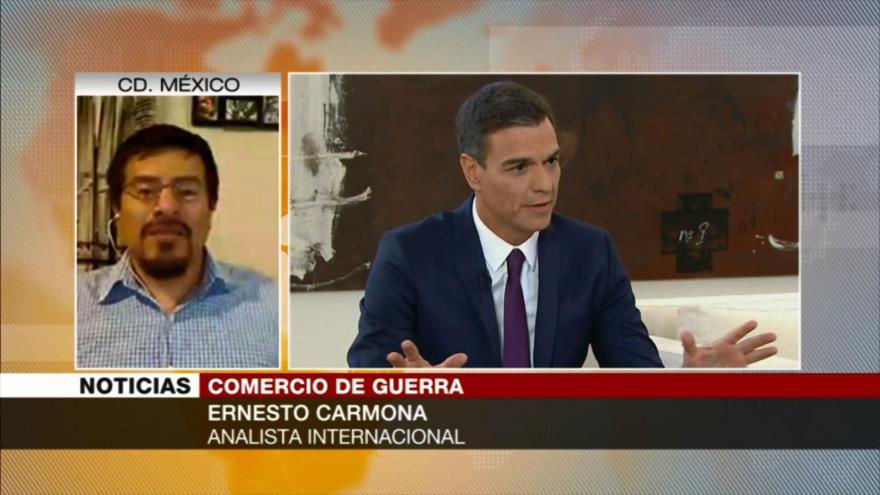 Carmona: España viola los DDHH al vender armas a Arabia Saudí