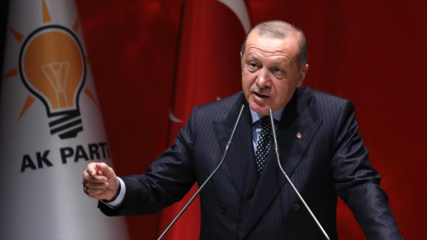 Erdogan: Turquía fortalecerá más sus posiciones militares en Idlib | HISPANTV