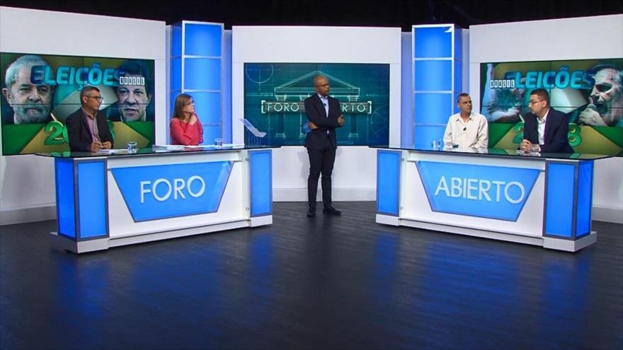 Foro Abierto; Brasil: Lula deja la carrera presidencial