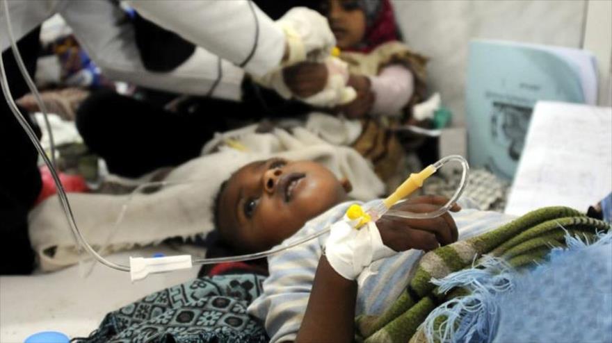 ONU ultima un corredor aéreo para trasladar a enfermos yemeníes