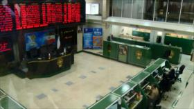 La Bolsa de Teherán sigue registrando su mayor rentabilidad