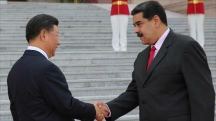 Maduro: Plan de recuperación económica cuenta con apoyo de China