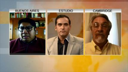 Guillermo A. Makin y Ernesto Mattos abordan el tema del Brexit