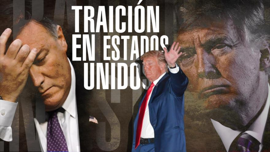 Detrás de la Razón; Traición en EEUU: Trump furioso porque conspiraron en secreto con Irán