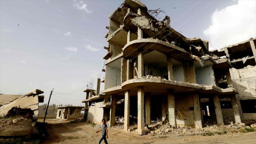 180 empresas iraníes, dispuestas a ayudar a reconstruir Siria