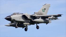 Arabia Saudí bombardea escuela naval yemení en Al-Hudayda