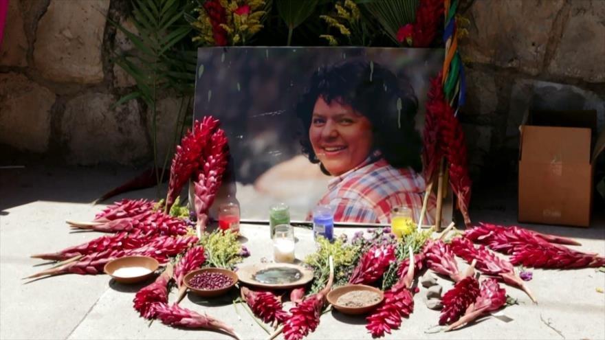 Comienza juicio por asesinato de Berta Cáceres en Honduras
