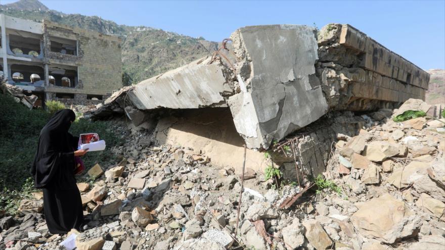Demócratas planean frenar apoyo de Trump a guerra saudí contra Yemen
