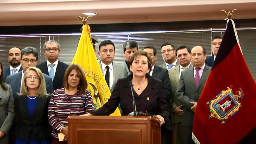 Crisis sin precedentes en el sistema judicial de Ecuador