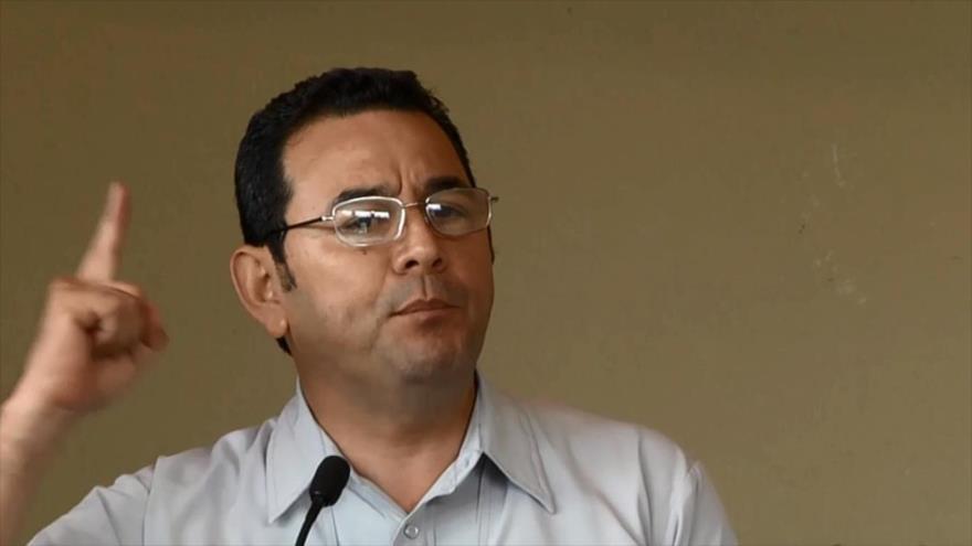 Presidente de Guatemala desacata a la Corte de Constitucionalidad