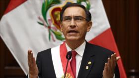 Oposición a Vizcarra: Es irresponsable llevar a Perú a esta crisis
