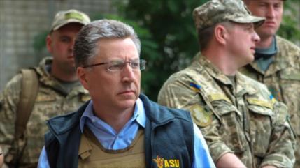 EEUU baraja enviar más armas letales a Ucrania