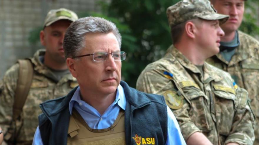 EEUU baraja enviar más armas letales a Ucrania por tensiones con Rusia