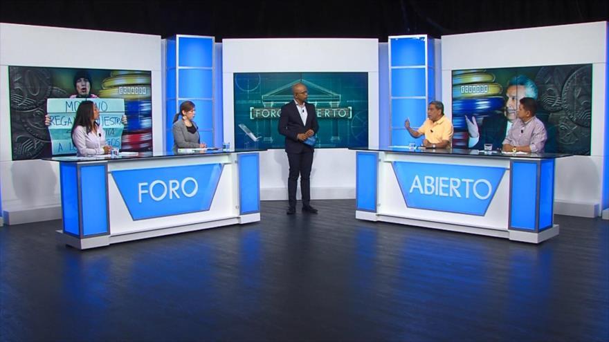 Foro Abierto; Ecuador: protestan contra medidas de Lenín Moreno