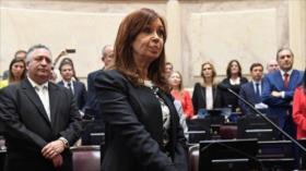 Juez pide prisión preventiva para Cristina Kirchner por 'soborno'