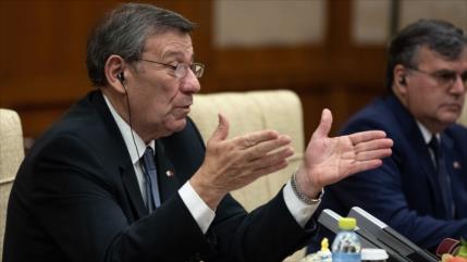 """Uruguay critica apoyo de Almagro a """"acción militar"""" en Venezuela"""