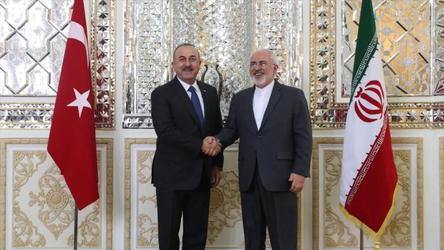 Irán y Turquía abordan detalles del acuerdo para Idlib