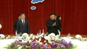 Mensajes de reconciliación en la tercera cumbre intercoreana