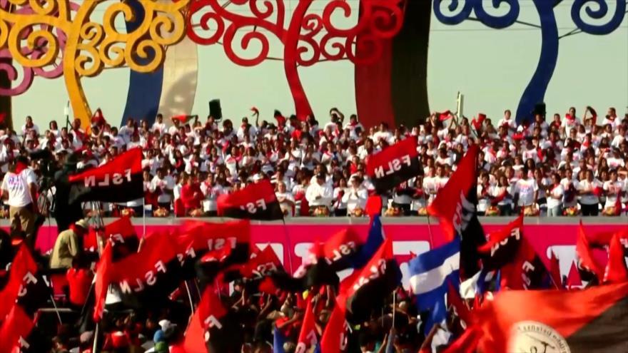 ALBA: Nicaragua es víctima de injerencia de EEUU