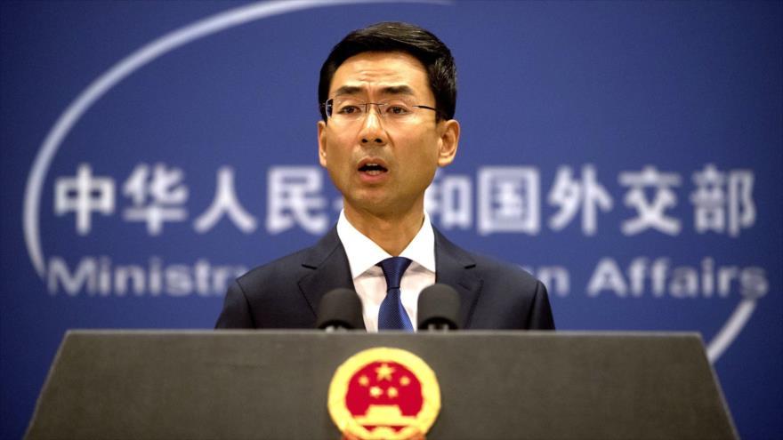 China rechaza reclamos de Trump de interferir en comicios de EEUU