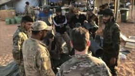 'Rebeldes' evacuarán región de Al-Tanf rumbo al norte de Siria