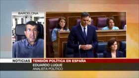 """Luque: La posición de Casado en España es """"extremadamente débil"""""""