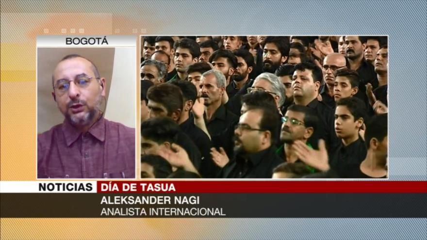 """Nagi: El wahabismo """"asesino"""" mata a quienes buscan la verdad"""