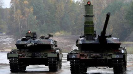 Alemania rompe su promesa y ratifica venta de nuevas armas a Riad
