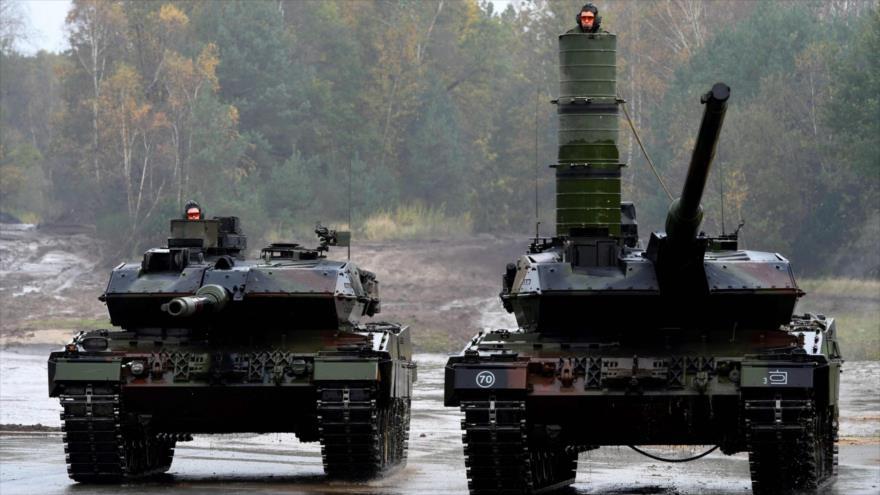 Alemania rompe su promesa y ratifica venta de nuevas armas a Riad | HISPANTV