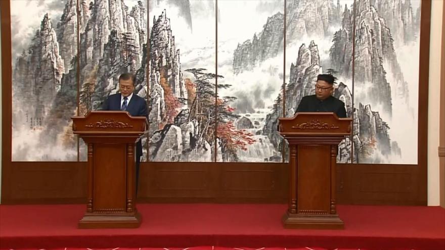 Corea del Norte y Sur dan un paso hacia la paz