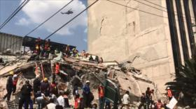 México conmemora su doble aniversario sísmico
