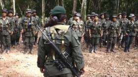 Aumenta el número de disidentes de las FARC