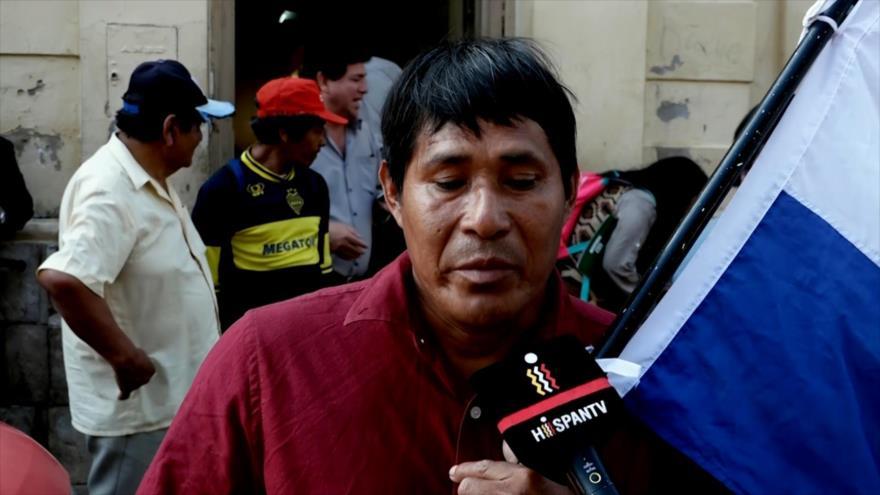 Indígenas de Paraguay denuncian atropellos y racismo