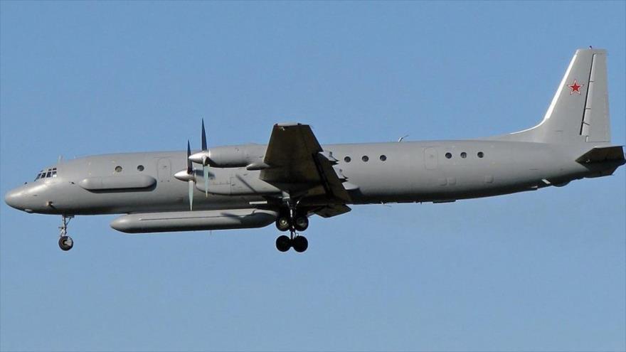 Rusia rechaza que su avión Il-20 cayera por mala identificación