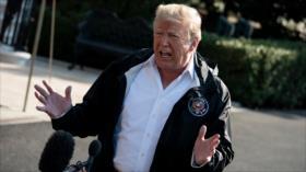 Trump amenaza a aliados árabes por alto precio del petróleo