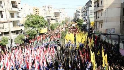 Nasralá: Karbala está hoy encarnada en Yemen