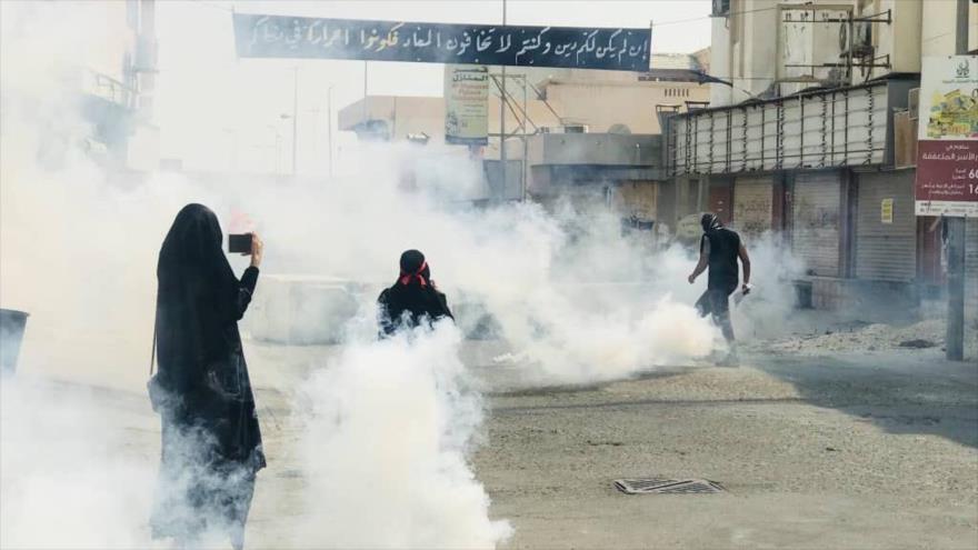 El Ejército bareiní ataca a los dolientes chiíes en el Día de Ashura