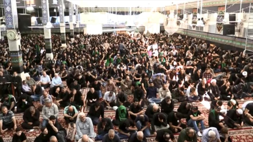 En Siria se conmemora el día de Ashura en un ambiente de paz