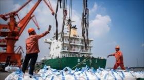 FMI: Guerra comercial EEUU-China 'costará caro' al mundo