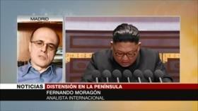 Moragon: Acercamiento de dos Coreas avanza de manera positiva