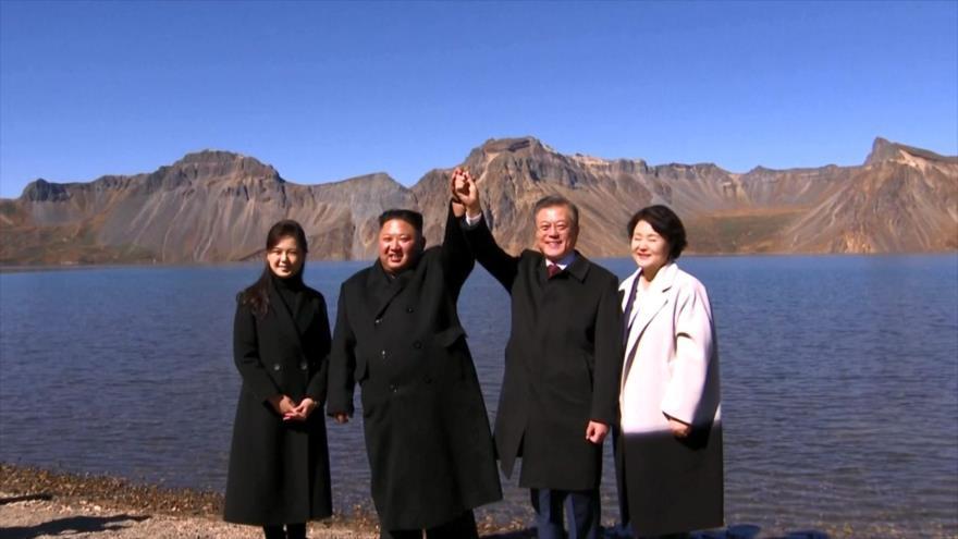 Nuevos pasos hacia la paz en la península coreana