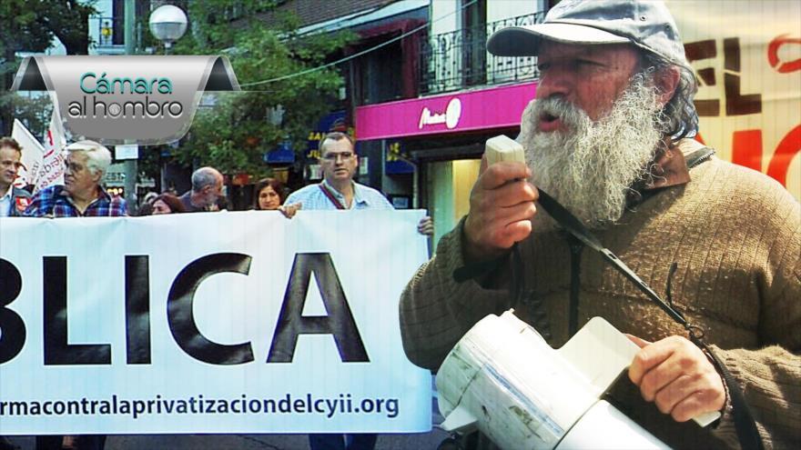 Cámara al Hombro: La lucha del pueblo mexicano contra la privatización del agua